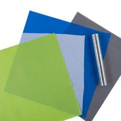 Ремкомплект: ткань палатки 4шт