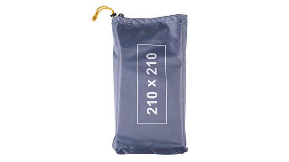 Пол дополнительный для палатки, тента, 210*210, серый