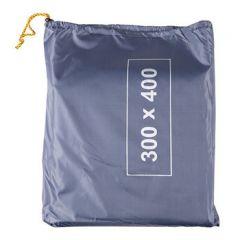 Пол дополнительный для палатки, тента, 300*400, серый