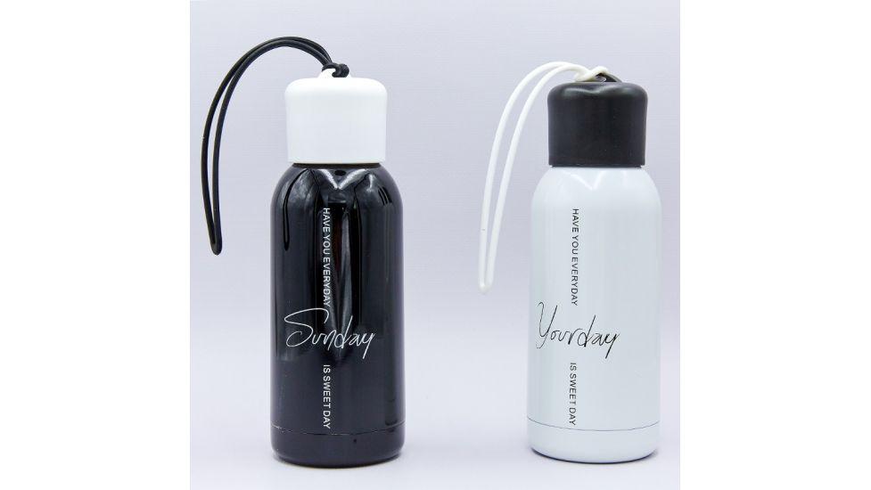 Бутылка для воды с резинкой спортивная SP-Planeta 300ml DAYS OF THE WEEK FB-3716-1