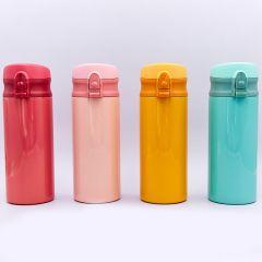 Бутылка для воды-термос Sanmega 350ml fb-8005 (сталь, цвета в ассортименте)