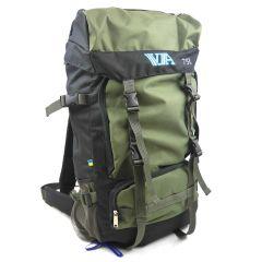 Туристический рюкзак VA-75L, green