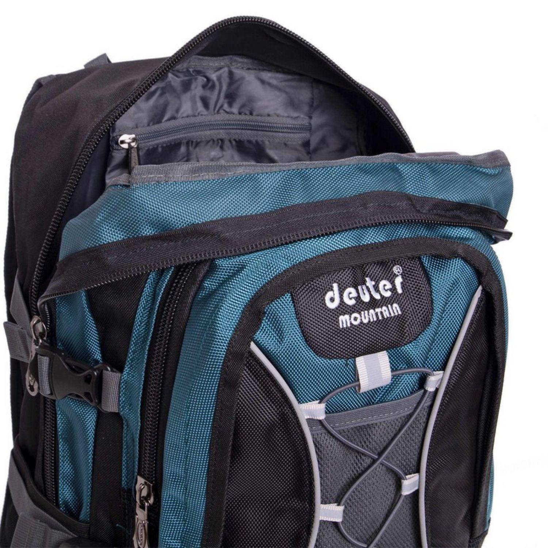 Рюкзак туристический бескаркасный DEUTER 50 литров 11067
