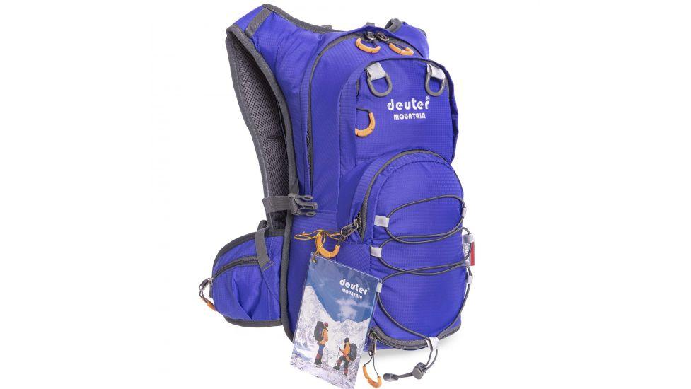 Рюкзак спортивный с жесткой спинкой Deuter V-15л 801