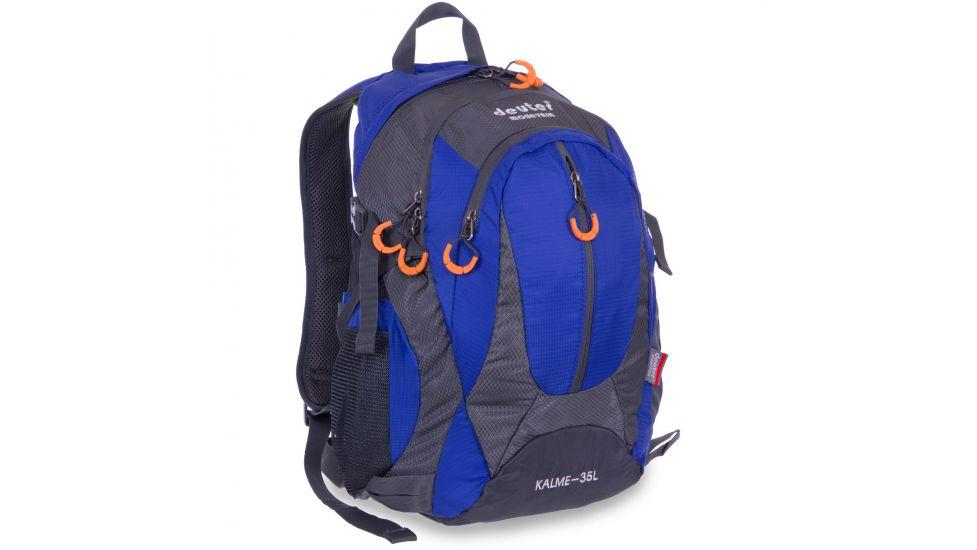 Рюкзак туристический с каркасной спинкой Deuter 35 литров G25