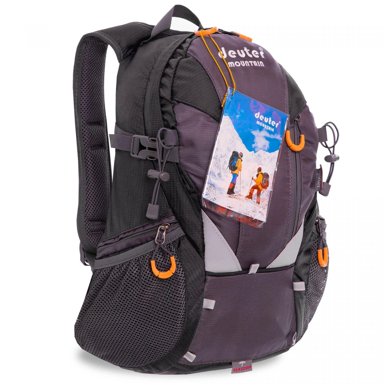 Рюкзак туристический с каркасной спинкой DEUTER 30 литров G28-1