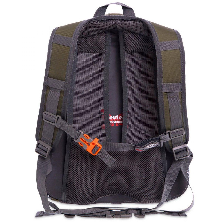 Рюкзак спортивный с каркасной спинкой DEUTER V-35л G29-1