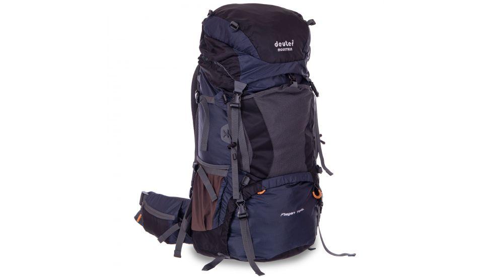 Рюкзак туристический с каркасной спинкой Deuter 70+10 литров G70-10