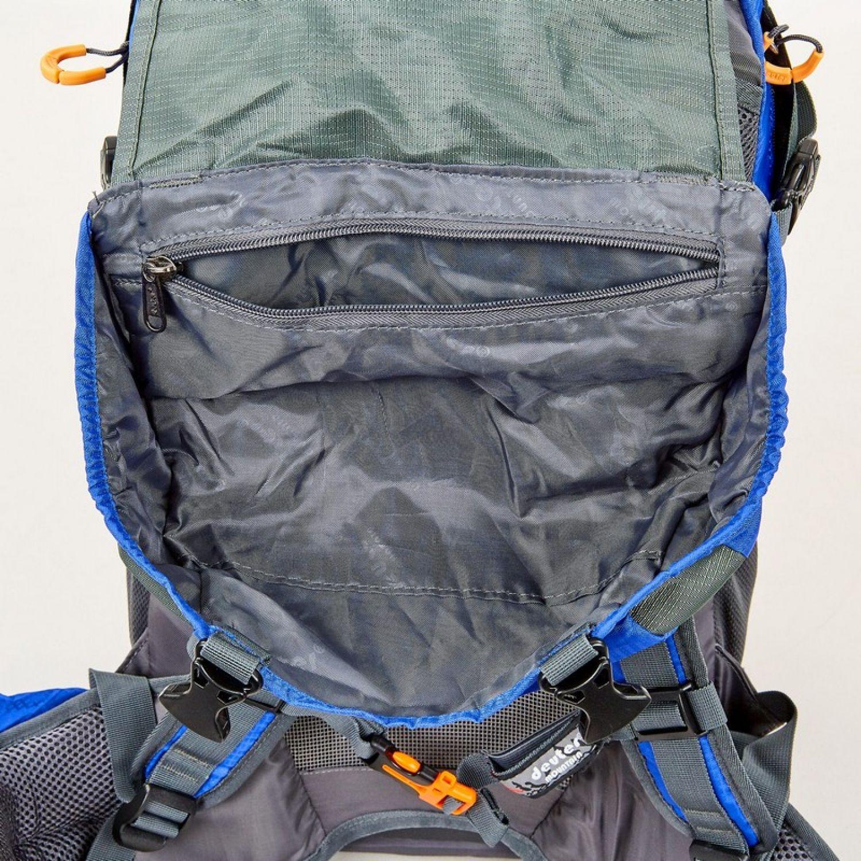 Рюкзак туристический с каркасной спинкой DEUTER 65 литров GA-G34