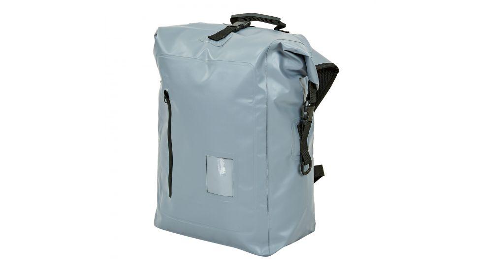Водонепроницаемый рюкзак 30л TY-0382-30 (PVC, серый-черный )
