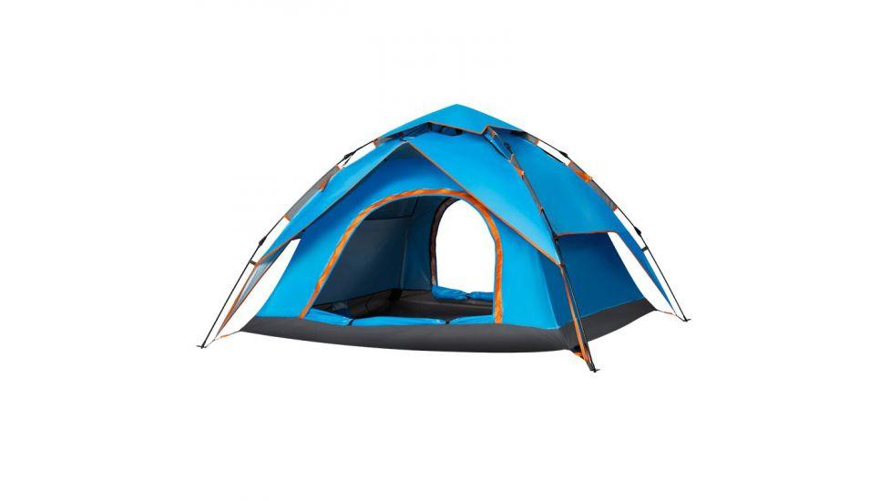 Палатка-автомат с автоматическим каркасом 4-х местная sy-A05