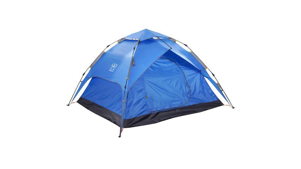 Палатка-автомат с автоматическим каркасом 4-х местная sy-A06-2