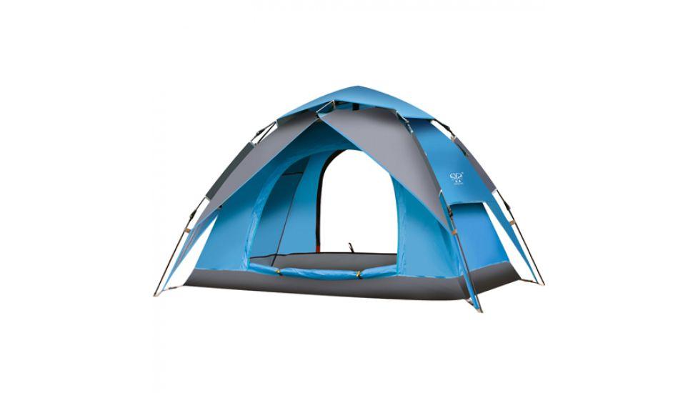 Палатка-автомат с автоматическим каркасом 2-х местная sy-zj01