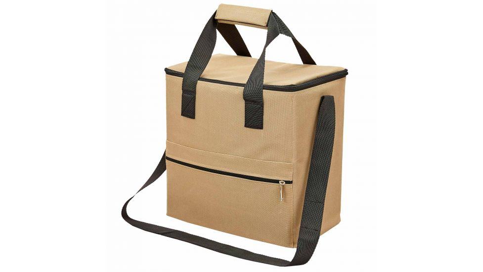 Термосумка (сумка-холодильник) 10л GA-0292-10 (полиэстер, мягая термоизоляция, р-р 25х25х16см