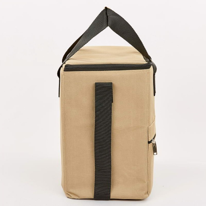 Термосумка (сумка-холодильник) 15л GA-0292-15 (полиэстер, мягая термоизоляция, р-р 25х30х20см