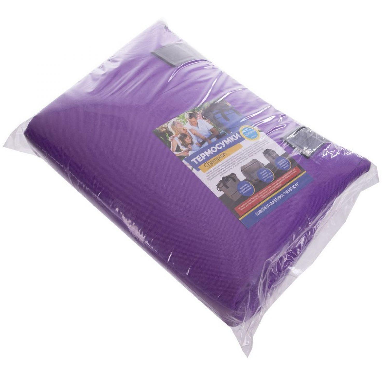 Термосумка (сумка-холодильник) 20л GA-0292-20 (полиэстер, мягая термоизоляция, р-р 32х32х20см
