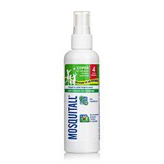 Спрей MOSQUITALL от комаров Защита для взрослых, 100мл