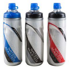 Бутылка для воды, 2-хслойная, t до 100, 3 цвета