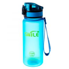 Бутылка для воды SMILE, 650мл, 8810