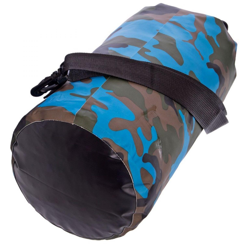 Водонепроницаемый гермомешок с плечевым ремнем Waterproof Bag 10л TY-6878-10