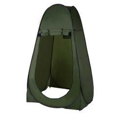 Палатка-душ 100*100*185см, зеленый