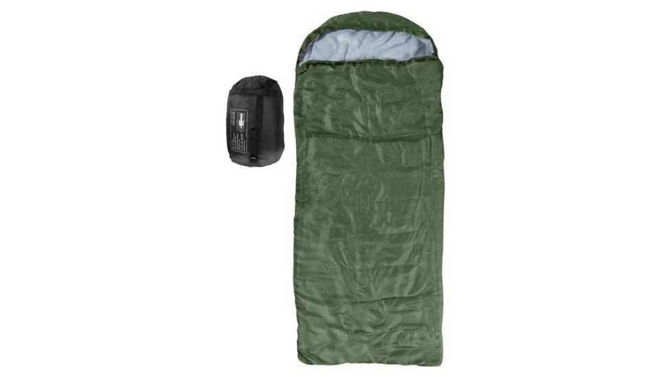 Спальник 250гр/м2, одеяло, (190+30)*85см