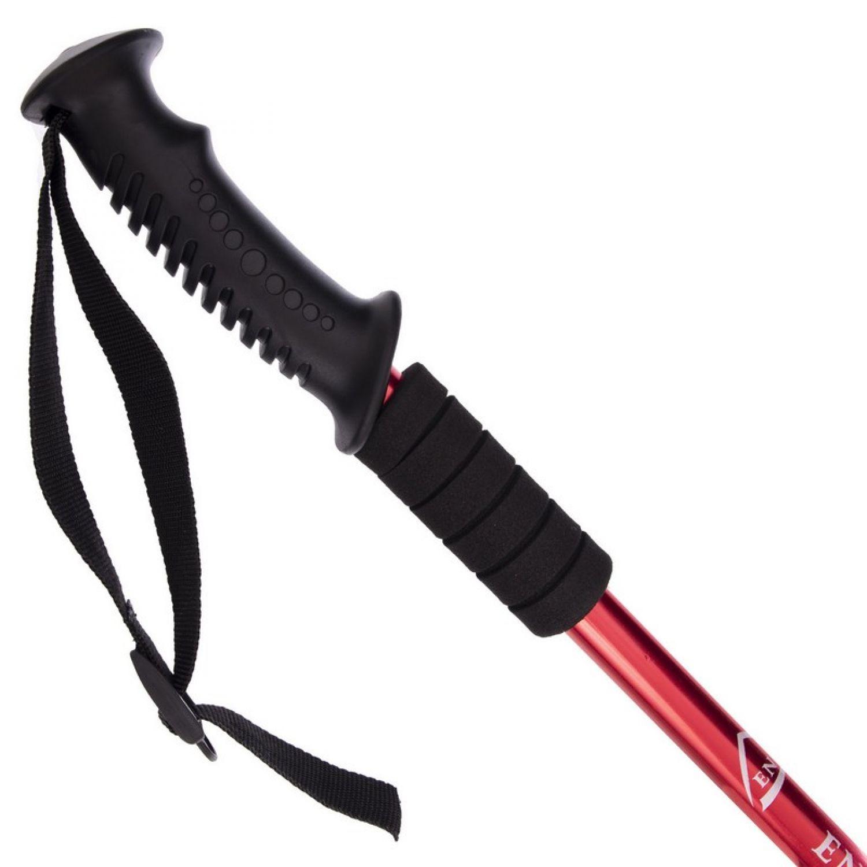 Палка треккинговая (для скандинавской ходьбы) (2шт) TY-3924-1 ENERGIA (алюминий, 3 слож, l-55-135см)