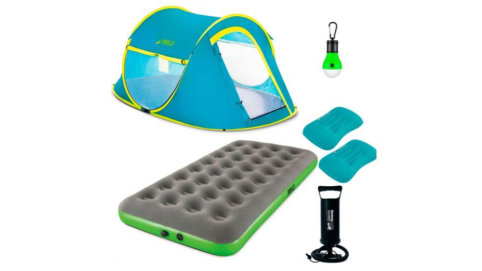 Комплект туристический Cool Mount X2 Pavillo Bestway палатка матрас подушки