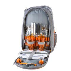 Рюкзак-пикник Green Camp 4чел, оранж 27л, gc1442-3.03