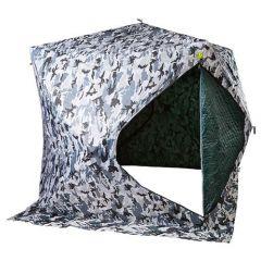 """Палатка зимняя """"куб"""", утепленная, 200х200х205см, для рыбалки"""