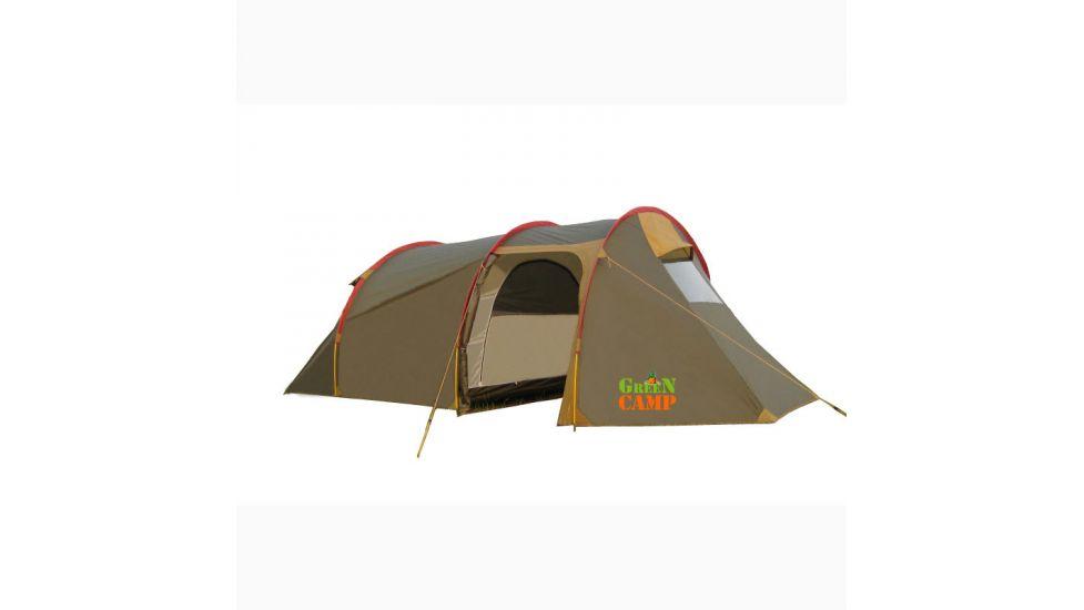 Палатка 3-х местная Green Camp 1017