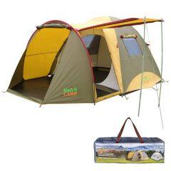 Палатка 4-х местная Green Camp 1036