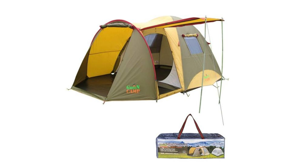 Палатка Green Camp 1036