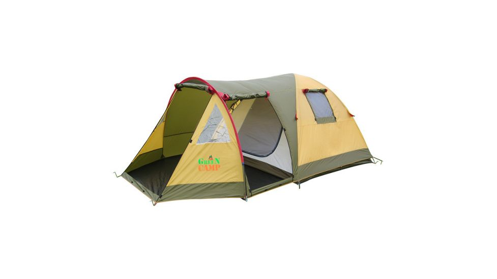 Палатка GreenCamp 1504