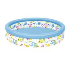 Детский надувной бассейн Bestway 51008 Coral Kids