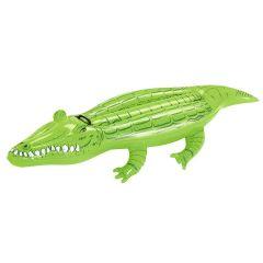 Детский надувной плот для катания Bestway 41011 Крокодил