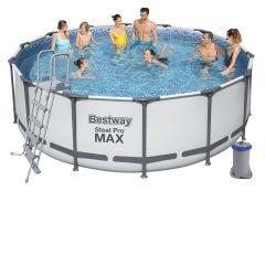 Каркасный бассейн Bestway 5612X Steel Pro Max
