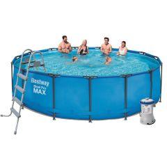 Каркасный бассейн Bestway 56438 Steel Pro Max