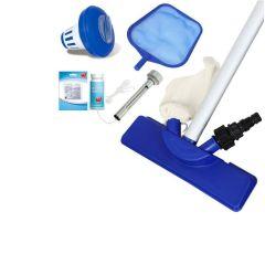 Набор аксессуаров для чистки бассейна Bestway 58195