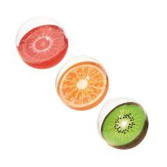 Надувной мяч Bestway 31042 Fruit Beach