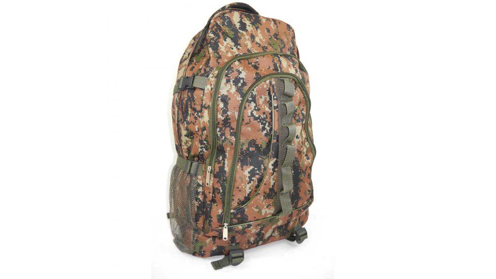 Туристический рюкзак VA-65L, pixel