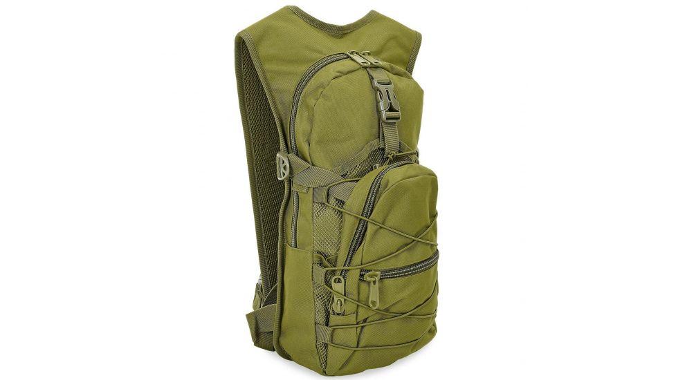 Рюкзак рыбацкий с местом под питьевую систему SILVER KNIGHT 10 литров TY-06