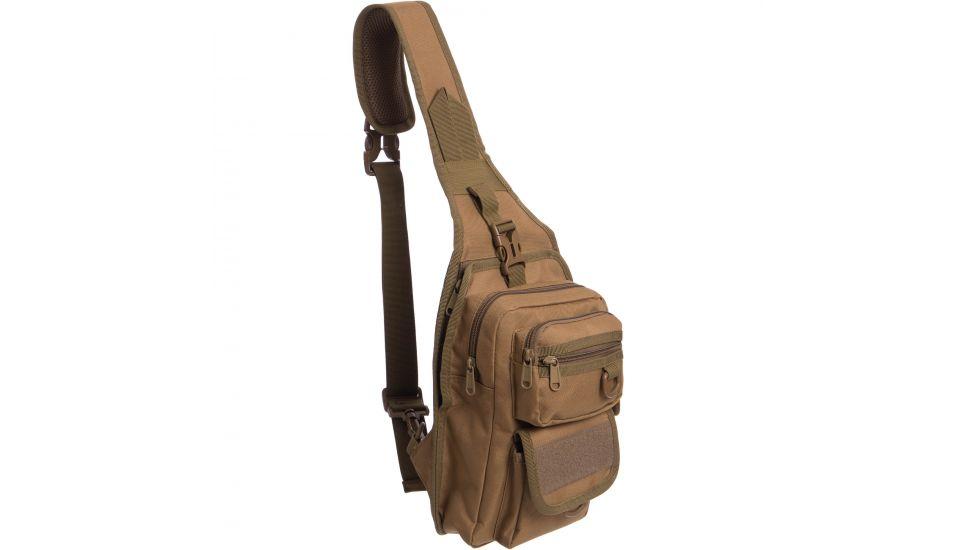 Рюкзак рыбацкий однолямочный SILVER KNIGHT 10 литров TY-184
