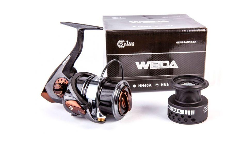 Катушка фидерная Weida HN, 5BB+1RB