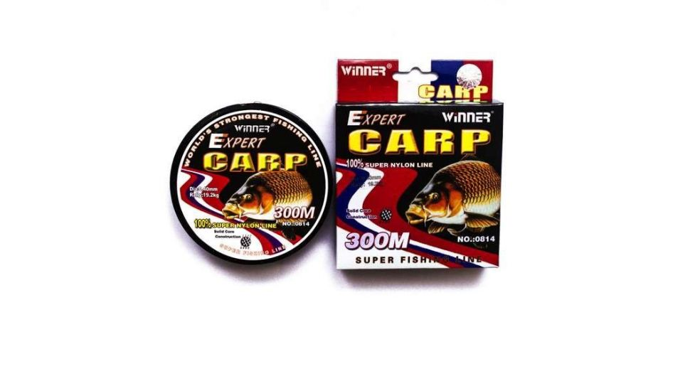Леска Winner Carp Expert 300 m