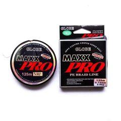 Шнур Globe Maxx Pro Green 135m