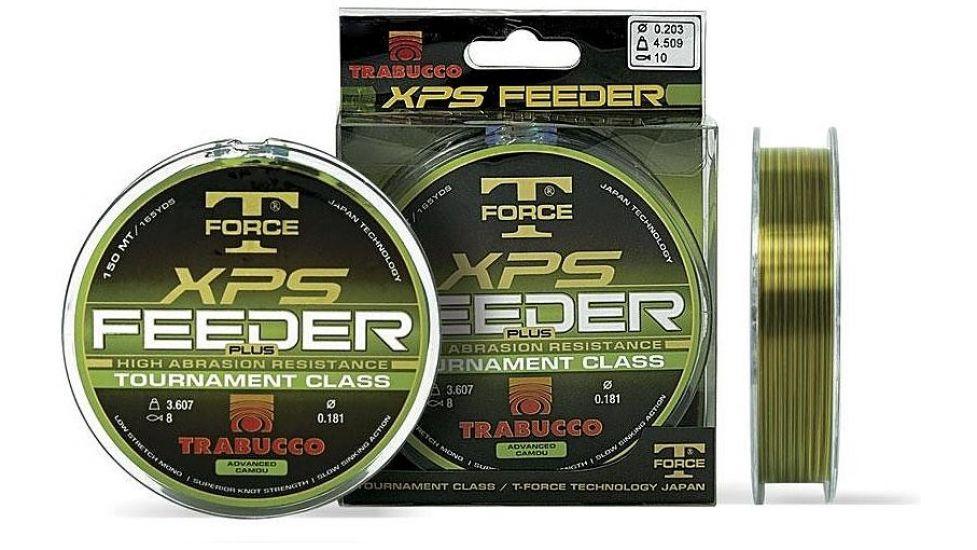 Леска Trabucco t-fors xps Feeder 100m