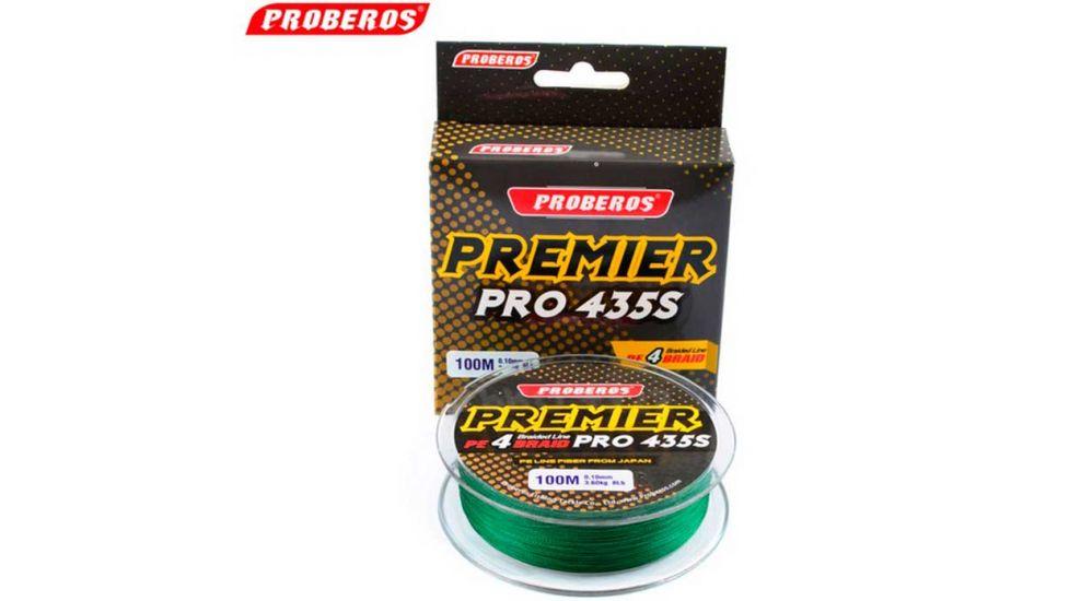 Шнур плетенный Proberos Premier 435S