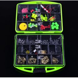 Коробка аксессуаров для ловли на удочку
