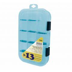 Коробка Aquatech 3-13 ячеек 2 застёжки 7002